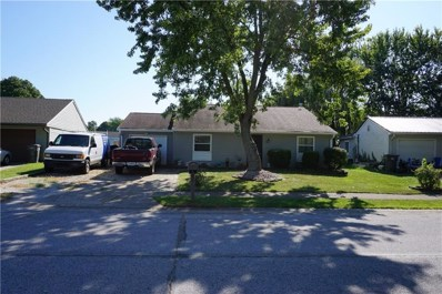 5311 Wagon Wheel Trail, Indianapolis, IN 46237 - MLS#: 21593807