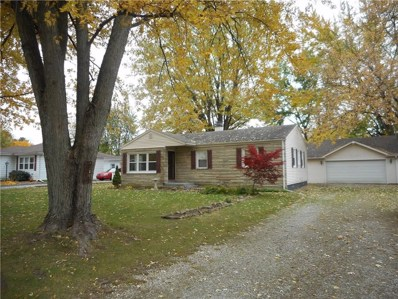 1917 E 45th Street, Anderson, IN 46013 - #: 21593809