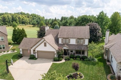 4810 Ashbrook Drive, Noblesville, IN 46062 - #: 21593826