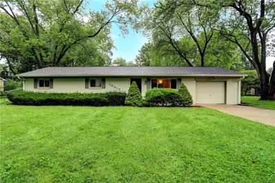 10017 Orchard Park Drive W, Indianapolis, IN 46280 - #: 21593856