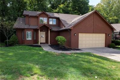 5861 Ridge Hill Way, Avon, IN 46123 - MLS#: 21593882