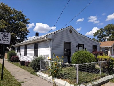 2034 S State Avenue, Indianapolis, IN 46203 - #: 21593915