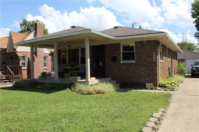 1531 N Shannon Avenue, Indianapolis, IN 46201 - #: 21593955
