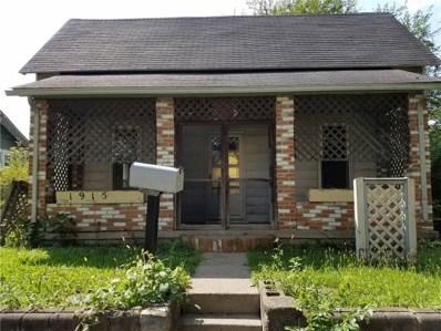 1915 Jefferson Street, Anderson, IN 46016 - #: 21593961