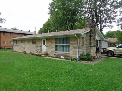 1108 N Ridgeview Drive, Indianapolis, IN 46219 - MLS#: 21593983