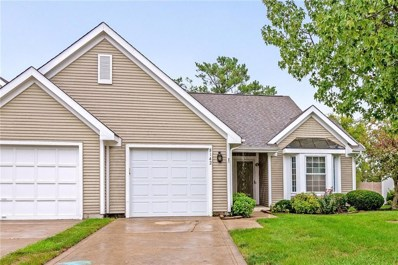 8142 Crook Drive N, Indianapolis, IN 46256 - #: 21593993