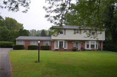 3907 Haverhill Drive, Indianapolis, IN 46240 - #: 21593995