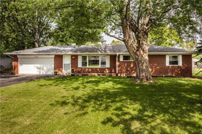 11950 Old Orchard Drive, Indianapolis, IN 46236 - #: 21594033