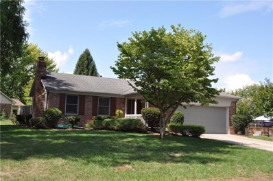 1319 Secretariat Lane, Indianapolis, IN 46217 - #: 21594053