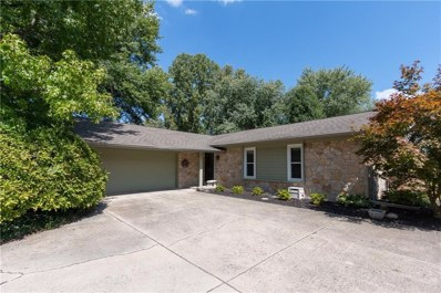 311 Woodland East Drive, Greenfield, IN 46140 - #: 21594110