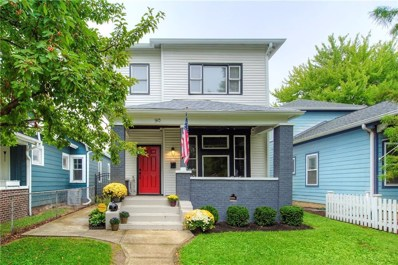 910 Noble Street, Indianapolis, IN 46203 - #: 21594174