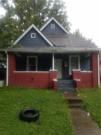 938 N Tuxedo Street, Indianapolis, IN 46201 - #: 21594227