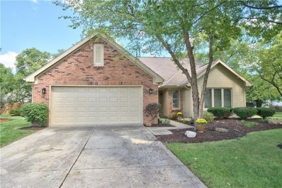 8833 Saddle Court, Indianapolis, IN 46256 - #: 21594251