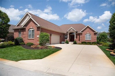 15438 Mission Hills Court, Carmel, IN 46033 - #: 21594252