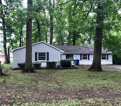 1536 W 74th Place, Indianapolis, IN 46260 - #: 21594296