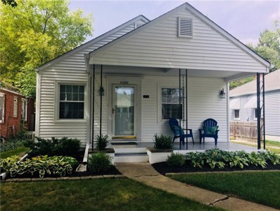 6180 Crittenden Avenue, Indianapolis, IN 46220 - #: 21594377