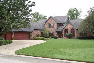 10964 Windjammer Drive S, Indianapolis, IN 46256 - #: 21594379