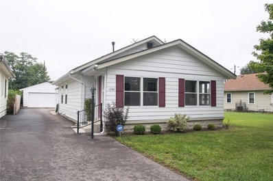 1220 S Moreland Avenue, Indianapolis, IN 46241 - #: 21594385