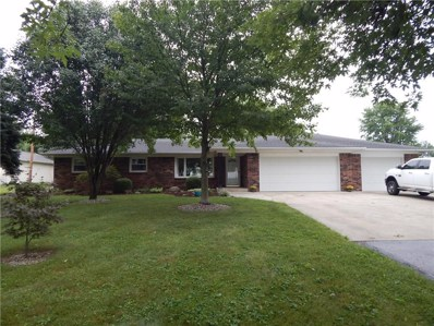 253 N Windswept Road, Greenfield, IN 46140 - #: 21594389