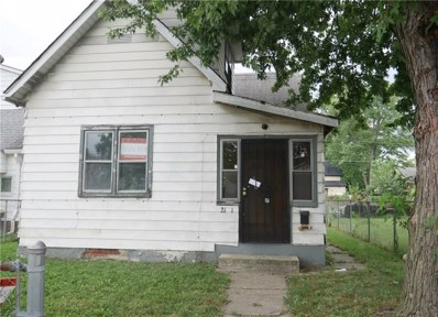 2121 S Pennsylvania Street, Indianapolis, IN 46225 - MLS#: 21594429
