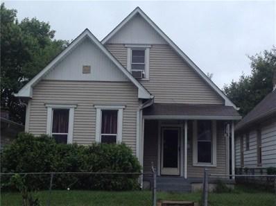 921 N Pershing Avenue N, Indianapolis, IN 46222 - #: 21594451