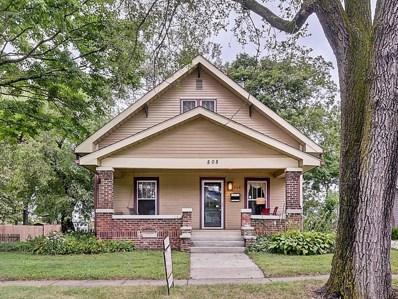 808 N Walnut Street, Franklin, IN 46131 - MLS#: 21594469