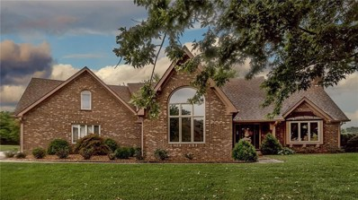 2485 Willow Lake Drive, Greenwood, IN 46143 - MLS#: 21594573