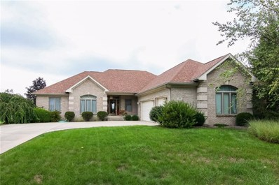 3802 Highland Park Drive, Greenwood, IN 46143 - MLS#: 21594585
