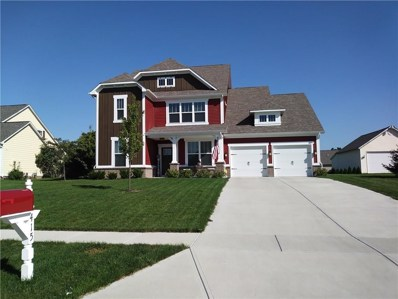 415 S Meadow Song Court, New Palestine, IN 46163 - #: 21594589