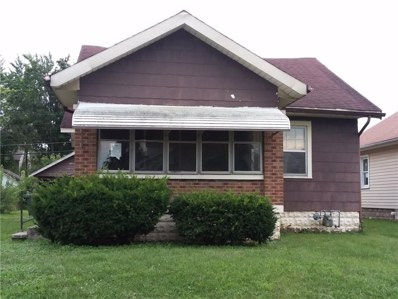 23 W 37th Street, Anderson, IN 46013 - #: 21594628