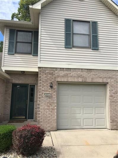 1024 S Montgomery Road, Greenwood, IN 46143 - MLS#: 21594631