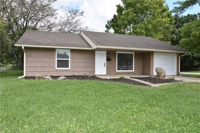 700 Middle Park Drive, Edinburgh, IN 46124 - MLS#: 21594647