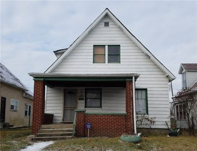 2422 Wheeler Street, Indianapolis, IN 46218 - #: 21594701