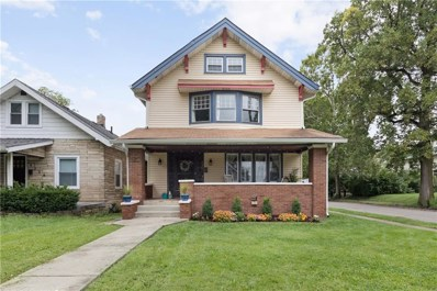 4260 Sunset Avenue, Indianapolis, IN 46208 - #: 21594760