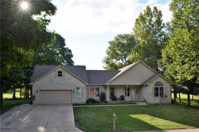 12696 N Waters Edge Court, Camby, IN 46113 - #: 21594796
