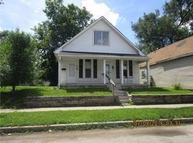 1314 Kappes Street UNIT 1314, Indianapolis, IN 46221 - MLS#: 21594798