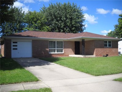 2004 Galeston Drive, Indianapolis, IN 46229 - #: 21594800