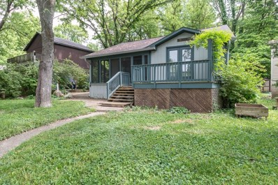 7752 River Edge Lane, Indianapolis, IN 46240 - #: 21594814