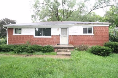 4008 Campbell Avenue, Indianapolis, IN 46226 - #: 21594886
