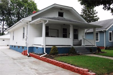 1209 John Street, Frankfort, IN 46041 - MLS#: 21594954