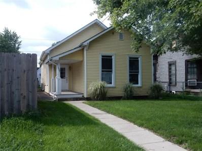 1527 Spann Avenue, Indianapolis, IN 46203 - MLS#: 21594957