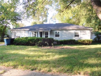 8253 E 48th Street, Lawrence, IN 46226 - MLS#: 21594990