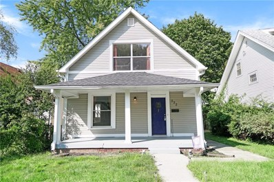 522 W 40th Street, Indianapolis, IN 46208 - #: 21595005