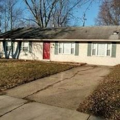 3814 Strathmore Drive, Indianapolis, IN 46235 - MLS#: 21595020