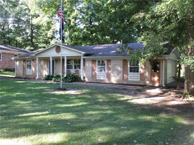 433 N Woodland Heights Drive, Crawfordsville, IN 47933 - #: 21595070