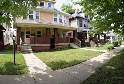 2330 N Alabama Street, Indianapolis, IN 46205 - #: 21595079