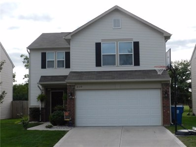 8129 Whistlewood Drive, Indianapolis, IN 46239 - #: 21595081