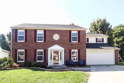 511 Buffalo Trail Circle, Indianapolis, IN 46227 - #: 21595153