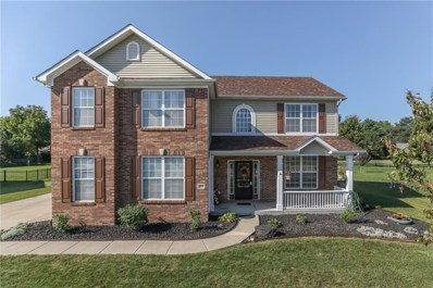 250 Blue Lace Drive, Whiteland, IN 46184 - #: 21595188