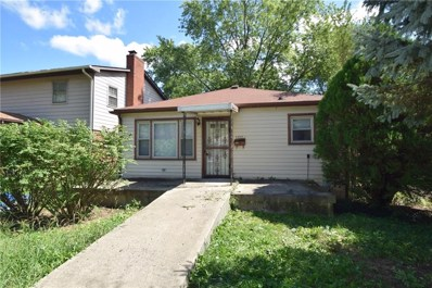 3327 Brouse Avenue, Indianapolis, IN 46218 - #: 21595217